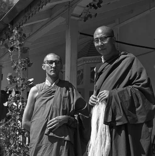 Bhante_with_Dalai_Lama_1960s-761678