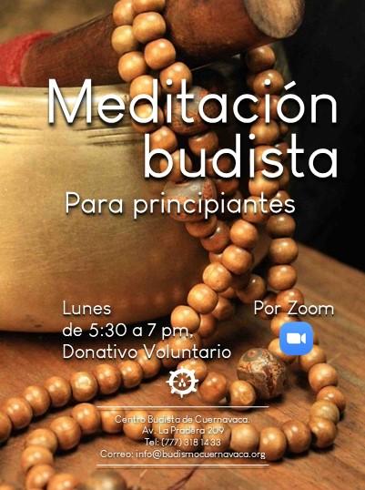 MEDITACION LUNES